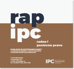 Rap elektronski paket